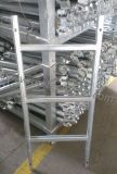 Alta scaletta di alluminio piegante multiuso dell'armatura di Stength