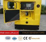 35kVA Groupe électrogène diesel insonorisé avec Cummins Power Approbation Ce[IC180302c]
