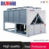 Anodize sulfúrico de doble husillo Industrial Chiller enfriados por aire