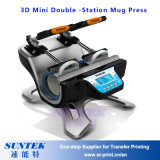 Machine de transfert thermique de Sublimacion de tasse de Canecas Impressora de presse de la chaleur de Digitals
