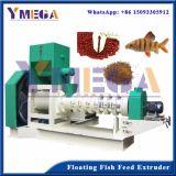 セリウムの証明書の高品質の浮遊魚の飼料工場機械