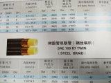 Hochdruck-Gummiharz-Schlauch-luftloser Lack-Schlauch-Hersteller SAE-100 R7 R8
