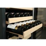 168bottles sondern den Zonen-Kompressor aus, der im Wein-Kühlraum aufgebaut wird