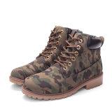 Водонепроницаемый чехол для женщин и мода бутсы для Мужчины Женщины, ботинки зимние ботинки кожаные сапоги