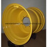 Cerchione del carrello del grano della mietitrice del trattore agricolo Dw27X32, W21X32, Dw20X26, Dw25X26