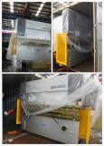 Wc67k-100t/3200 Placa Hidráulica CNC máquina de dobragem