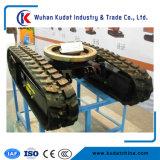 Kd16 mini retroexcavadoras excavadoras sobre orugas multifunción