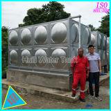Edelstahl-quadratischer Wasser-Druckbehälter