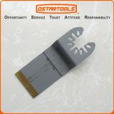 34mm (1-3/8 '') bimetallisches oszillierendes Multitool Titansägeblatt für Holz und Schaufel