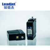 Impresora de la inyección de tinta del vencimiento de la fecha de Leadjet V150 con la impresora de la etiqueta de oído del precio de fábrica