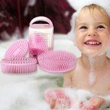 BPAは浴室の製品のためのシリコーンの浴室の洗浄ブラシを放す