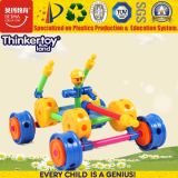 3D liberano l'automobile di DIY che costruisce il giocattolo di vendita caldo per i capretti