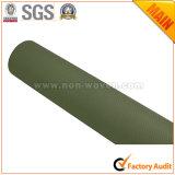 Flor Non-Woven envolver para regalo rollos de papel verde del ejército Nº 21