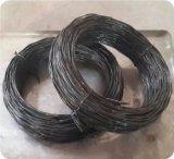 doppio collegare Twisted temprato nero del ferro di 1.24mm