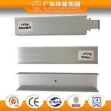 Personalizzare l'alluminio/alluminio/i profili espulsione di Aluminio per Windows ed i portelli