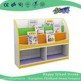 학교 Lisa 자연적인 나무로 되는 아이들 책장 (HG-6101)