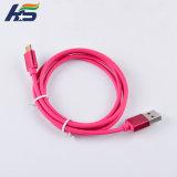 USB cable de datos de alta calidad con la iluminación de tipo micro-C, patilla