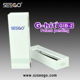 Batteria asciutta portatile del vaporizzatore Gib-2 Vape dell'erba di prezzi di fabbrica di Seego con il vaso
