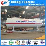 15metricトン30000liters 30cbm LPGのガスの給油所工場価格のための移動式LPG満ちるシリンダープラント