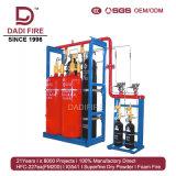 Sistema de supresión de fuego FM200 de la venta directa los 210m de la fábrica de Guangdong