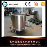 De Machine van de Chocoladebereiding van Gusu De Warme Tank van de Holding van de Temperatuur van de Chocolade
