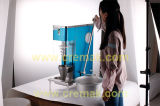 Utilisé Table Top commerciale des fruits de la crème glacée Blender avec coupe en acier inoxydable