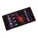 Подлинной Кожаное портмоне подставка для Sony Xperia Z