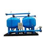 De industriële Voorbehandeling van het Water van de Systemen Filter van de Van verschillende media van het Water