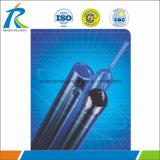 Valvola elettronica di vetro solare dei tre obiettivi per il riscaldatore di acqua solare