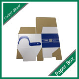 Caixa de empacotamento de dobramento do papel para peças de automóvel