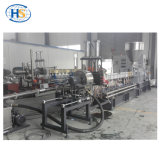 Plastic pellet Making Machine for twin Screw extruding of halls