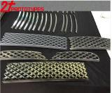 Metal polido de plástico de alta /Auto peças de usinagem CNC