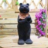 Decoratie van het Standbeeld van de Hond van het huis en van de Tuin de Openlucht Leuke voor Verkoop