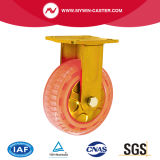 Émerillon transparent en nylon lourd de roue de ré-perfusion