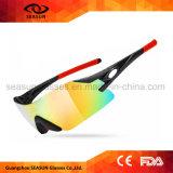 Квадрат Frameless способа новой конструкции изготовленный на заказ задействуя спорты стекел Sun поляризовывал солнечные очки задействуя стекла