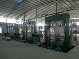 Máquina quente de estratificação da imprensa para a fábrica da mobília