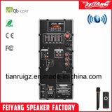 Feiyang/Temeisheng実行中の再充電可能なPA DJ Bluetoothのトロリースピーカー---F23L