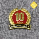 Kundenspezifische Großhandelsmetallpolizei Badge