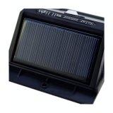 20 LED 2W는 태양 인간적인 센서 옥외 정원 벽 빛을 방수 처리한다