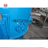 PE van pp de Apparatuur van de Granulator van de Machine van Agglomerator van de Plastic Film van het Huisdier van pvc