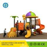Китай высококачественных красочных жилых детский открытый детская площадка оборудование