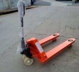 Manueller Gabelstapler-hydraulischer Handladeplatten-LKW für den Export