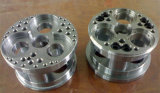 Fabrication de pièces de précision moulage sous pression en tournant la partie d'usinage CNC
