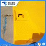 3 Flachbett-LKW-Schlussteil-Eingabe-Behälter-Schlussteil 40FT der Wellen-Flachbettschlußteil-40FT