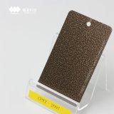 Polyester époxy polyester pur/Intérieur/Extérieur Texture Nano-Dazzle Revêtement en poudre métallique