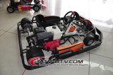 La corsa elettrica di inizio va Karts da vendere