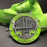 Medaglia di maratona della corsa di Metel