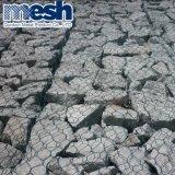 Rio galvanizado Proteger Gabião Cesta/Caixa de gabião