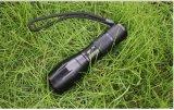 Xml de alta potencia-T6 resistente al agua de las luces de antorcha de los modos de zoom de linterna LED