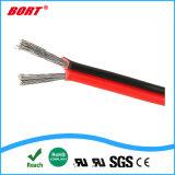 Conecte el cable rojo y negro, 18 AWG electrónicas cables Audio Cable para radios y aplicaciones de luz LED